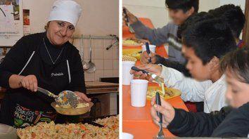 comedores escolares y comunitarios dependientes de la provincia continuaran abiertos en el verano