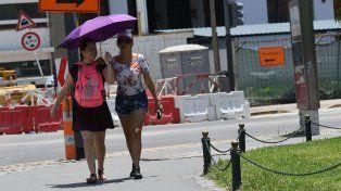 El 2017 fue el año con las temperaturas más altas de la historia en Argentina