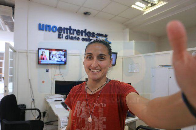 La Selfie: Caro Benke
