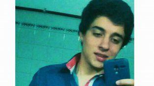La víctima. Fernando pastorizzo tenía 21 años y sus familiares piden justicia por el tremendo crimen.