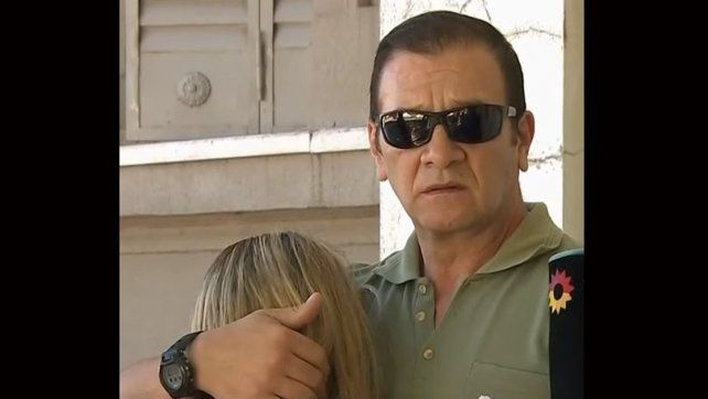 Marcelo Galarza, padre de Nahir, está siendo investigado por Asuntos Internos