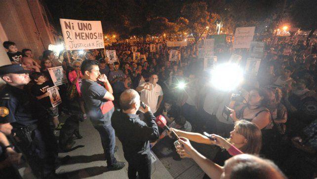 La familia de Fernando Pastorizzo amenazó con marchar hacia el hospital donde está alojada Nahir