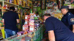 El municipio hizo un balance sobre los operativos anti pirotecnia