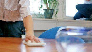 Aumentan los aportes de empleadas domésticas