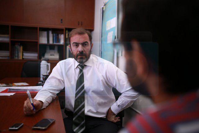 prueba. Gustavo Martínez