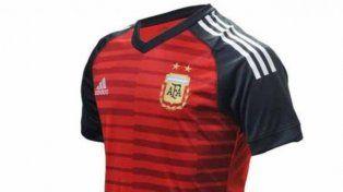 Chiquito Romero ya tiene buzo para el Mundial