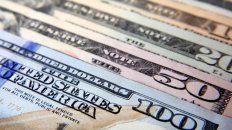 el dolar se hundio 46 centavos