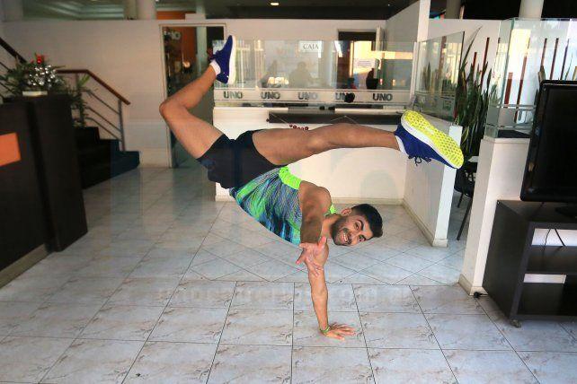 Franco Colman quiere mantener el excelente nivel del 2017