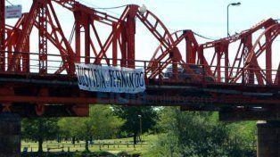 El pedido público de los amigos de Pastorizzo sobre el puente de Gualeguaychú