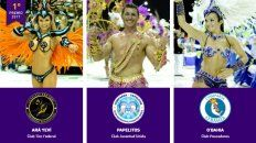 la espera termino: comenzo el carnaval del pais en gualeguaychu