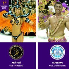 La espera terminó: Comenzó El Carnaval del País en Gualeguaychú
