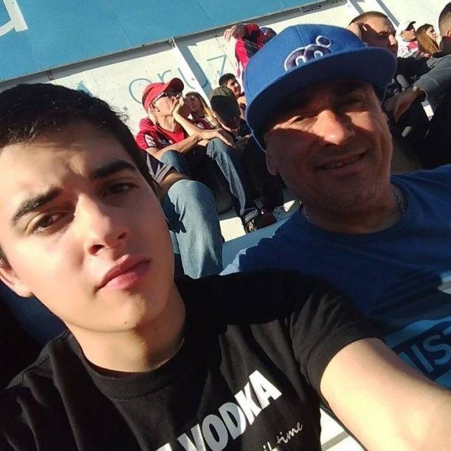 El papá de Fernando Pastorizzo cargó contra el defensor de Nahir Galarza