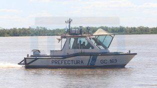 Operativos en el río. Prefectura encontró un cadáver