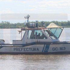 Sigue la búsqueda de Nicolás Ramírez en el río Paraná