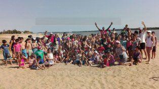 Más de 10.000 chicos disfrutan de actividades recreativas