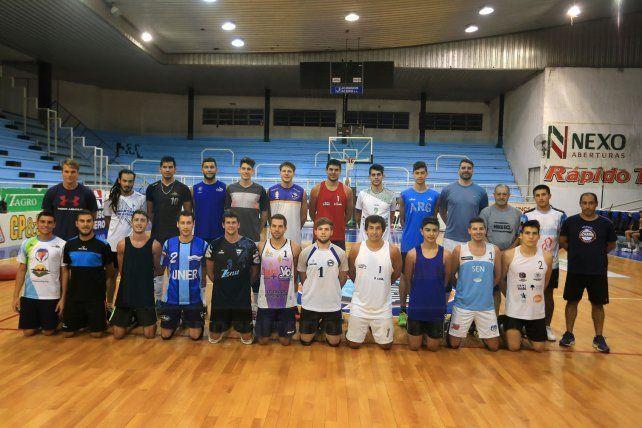 Vóley: Echagüe buscará ser un gran protagonista de la Liga A2