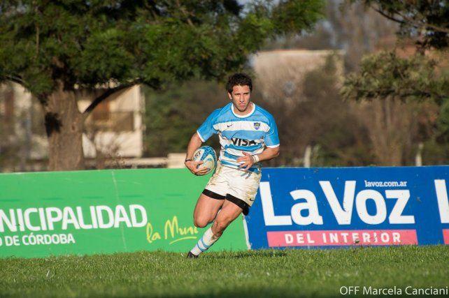 Rugby: Juan Rosas Paz, convocado a la Selección Argentina 7