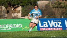 rugby: juan rosas paz, convocado a la seleccion argentina 7