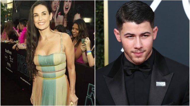 Demi lo hizo de nuevo: Moore y Nick Jonas, la nueva pareja de Hollywood