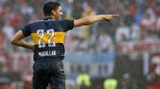 Murió el padre del defensor de Boca Lisandro Magallán