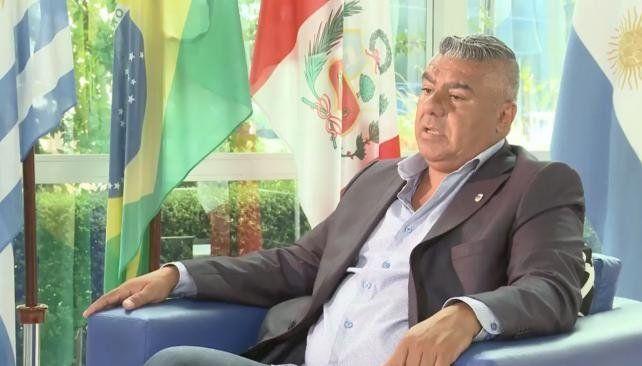 Chiqui Tapia anunció cambios en los torneos y el fin de los promedios