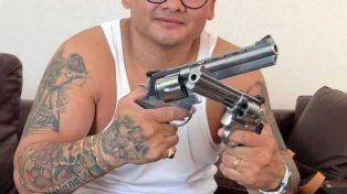 Otra polémica foto del Chino Maidana que fue rápidamente eliminada de su cuenta