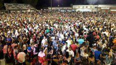 El estadio mundialista 26 de Agosto,ubicado en América e Independencia, siempre a pleno
