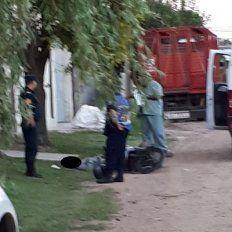 Dudas en el testimonio de una mujer que dijo que Pastorizzo llevaba el arma