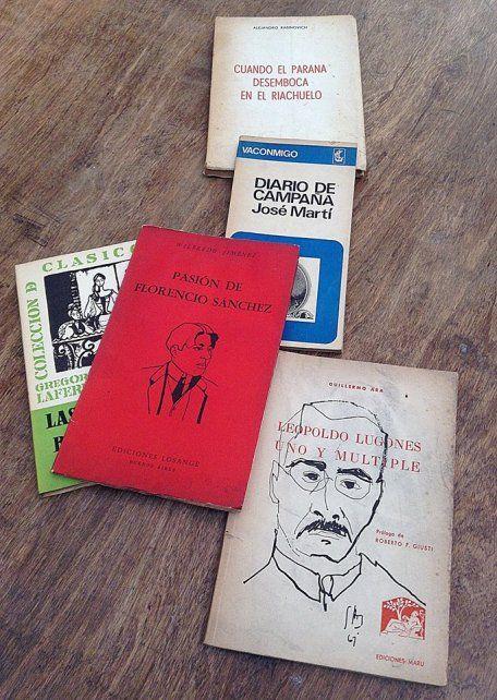 Biblioteca provincial recibió más 550 libros que pertenecieron a Sergio Montiel