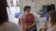 el paranaense ricardo romero hablo sobre el monstruo que protagoniza su nueva novela