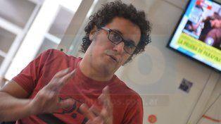 El paranaense Ricardo Romero habló sobre el monstruo que protagoniza su nueva novela