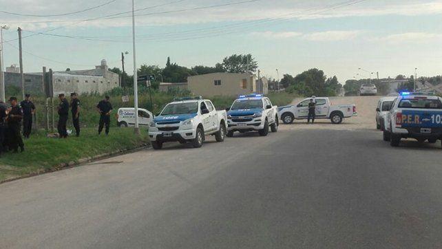 Asaltante fue detenido a metros de su casa luego de cometer un arrebato