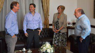 La gobernabilidad. Busti y su sector político defienden las medidas tomadas por el gobernador.