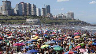 Un buen momento. En la primer quincena los centros turísticos tuvieron buena afluencia de visitantes. Foto: La Nación.