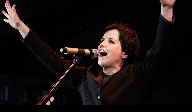 Falleció Dolores ORiordan,la cantante de la banda The Cranberries