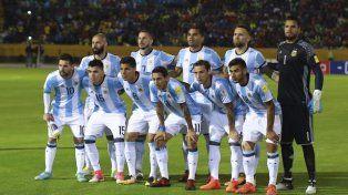 Argentina mantiene el cuarto lugar en el ranking FIFA