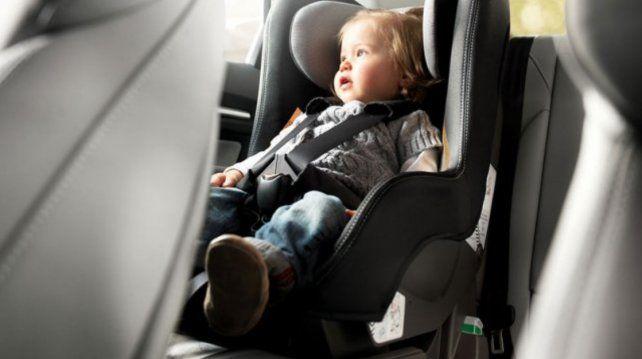 Por cambios en la Ley de Tránsito, hay más consultas por butacas para menores