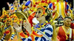 Continúa El Carnaval del País en Gualeguaychú
