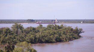 La suba de caudales en Yacyretá vaticina una creciente del Paraná