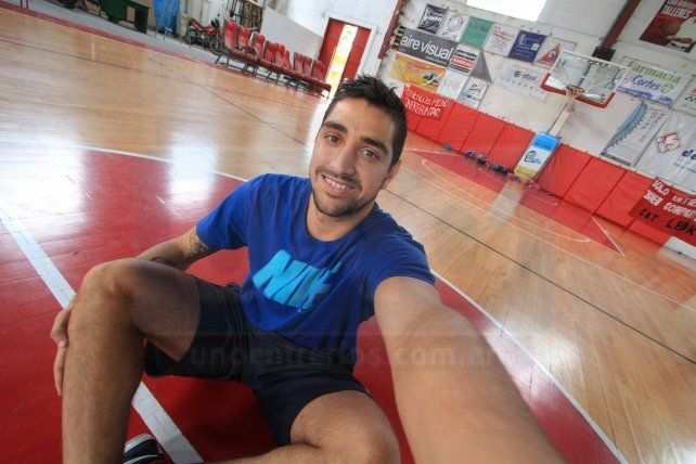 Selfie: Cristian Godoy