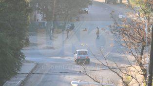 Amenazas, robos y tiros: narcos y soldaditos de Puerto Viejo están intratables
