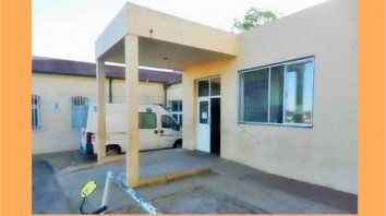 Una desgracia. La criaturita ingresó sin vida al hospital Carrillo de Concordia.