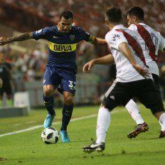 River se quedó con el primer Superclásico, ¿Boca se queda sin Pavón?