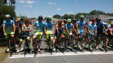 el ciclismo rutero del litoral dio inicio en parana