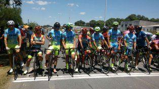 El Ciclismo Rutero del Litoral dio inicio en Paraná