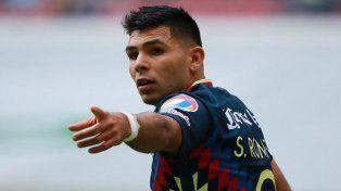 Independiente acelera por Silvio Romero