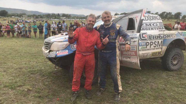 Naivirt: Fue el Dakar más duro de todos