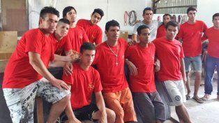 Asistencia. En total son casi 90 jóvenes los que buscan su recuperación en El Edén y Del Prado.