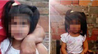 Detuvieron al sospechoso de raptar y abusar a una niña de cinco años
