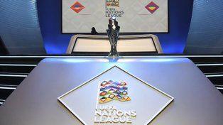 Un nuevo torneo de la UEFA: se sorteó la Liga de Naciones
